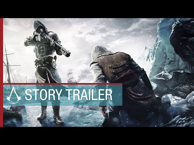 Assassin's Creed Rogue: Story Trailer | Ubisoft [US]