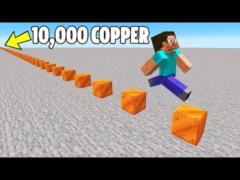 I Broke EXTREME Minecraft 1.17 World Records