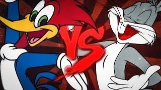 Zuando Youtubers #16 - Pernalonga VS. Pica-Pau (Duelo de Titãs)