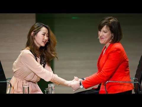 Yeonmi Park: My escape from North Korea