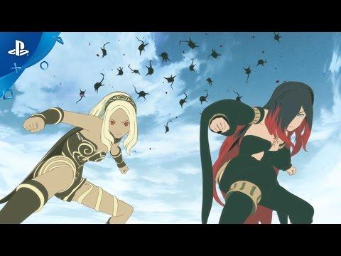 Gravity Rush - Overture (The Animation)