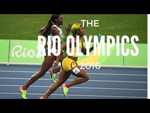 VLOG Rio 2016: Olympic Training Camp, Belo Horizonte *HD*