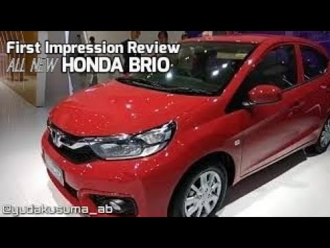 Xxx Mp4 First Impression Review Rusuhin Honda All New Brio Satya 2018 3gp Sex