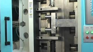 PET Preform injection + molds + blowing machines   Inyeccion + moldes + soplado de Preformas PET