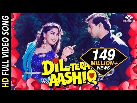 Xxx Mp4 Dil Tera Aashiq Title Song Kumar Sanu Alka Yagnik 1993 Romantic Songs Madhuri Dixit Salman 3gp Sex