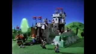 Lego Castle 1990 - Crusaders Commercial