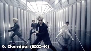 MY TOP 30 EXO SONGS (2015)