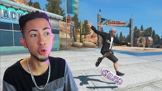Skate 3 Xbox One: PRO PLAYER! | Skate 3 Sick Tricks