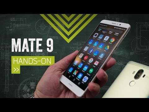 The Huawei Mate 9 Is Here To Solve Your Problems