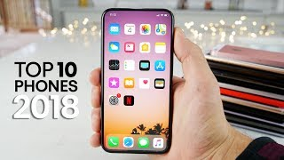 Top 10 Upcoming Smartphones 2018