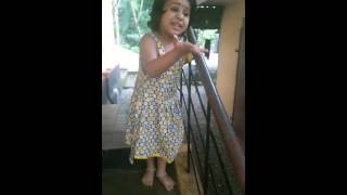 Little girl funny in malayalam