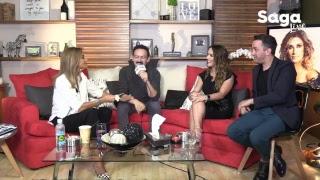 #SagaLive con Patty López. Chumel Torres, Humberto Ramos y mesa de políticos.