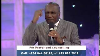 David Ibiyeomie - Your mind and your future THE PLACE OF REASONING PT1