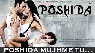 POSHIDA : Latest Hindi Songs 2016 | Altaaf Sayyed | Chandra Surya | Affection Music Records