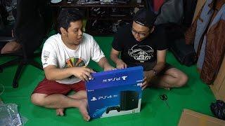 Unboxing PS4 PRO !!