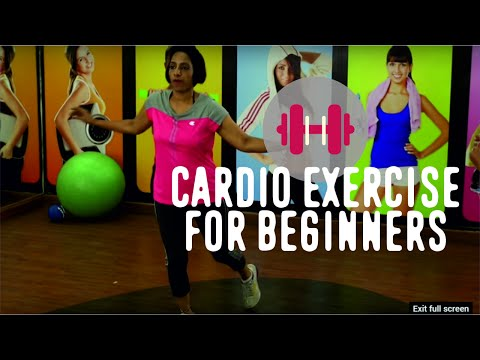 Cardio Exercises for Beginners Weight loss Workout Truweight