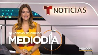 Noticias Telemundo Mediodía, 16 De Julio De 2019   Noticias Telemundo
