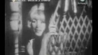 VIOLETA RIVAS - Mi juramento  (año 1964) IDOLOS DE LA JUVENTUD canal 9