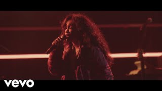 SZA - Supermodel (Live) - #VevoHalloween