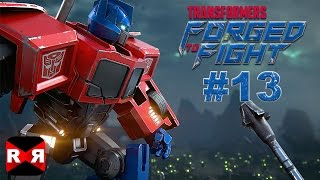 TRANSFORMERS: Forged to Fight - Chapter 3 Act 2 - Gameplay Part 13