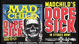 Madchild Dope Sick Now Available on Red/White Vinyl for Canadian Record Store Day