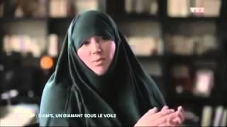 Interview MELANIE sur TF1 2015 DIAM'S