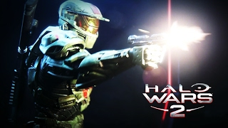 Halo Wars 2 All Cutscenes (Game Movie) 1080p HD