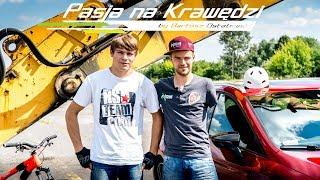 Rower i Cupra - Kamil Kobędzowski,  MTB stunt,  w Pasji na Krawędzi