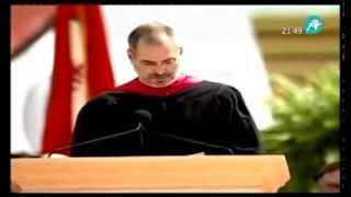 Steve  Jobs Discurso en Stanford Doblado al Español