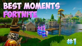 BEST MOMENTS FROTNITE /#1