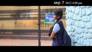 School Boy Proposing his Crush