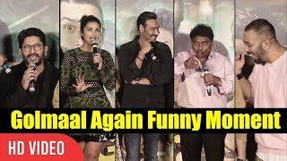 Golmaal Again Ready To Rock | Ajay Devgn | Rohit Shetty | Indian Film History
