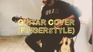 Tú Mi Dios - Majo Solís (Fingerstyle)