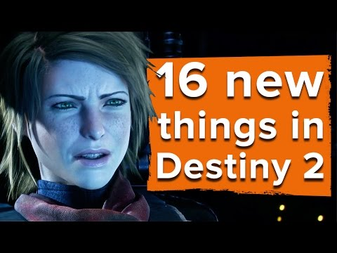 16 new things in Destiny 2 Destiny 2 gameplay