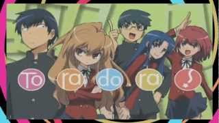 Toradora English Dub - Trailer