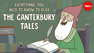 """Everything you need to know to read """"The Canterbury Tales"""" - Iseult Gillespie"""