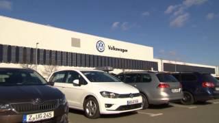 Volkswagen Golf Variant - Production Plant | AutoMotoTV