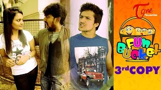 Fun Bucket | 3rd Copy | Funny Videos | by Harsha Annavarapu