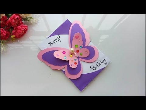 Xxx Mp4 Beautiful Handmade Birthday Card Birthday Card Idea 3gp Sex