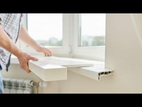 Download Установка подоконника своими руками! Tube.Allsl.com Video And Mp3