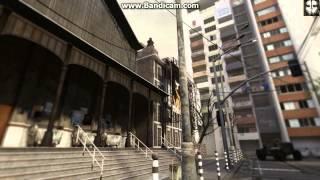 Прохождение half-life 2 cinimatik mod часть 1