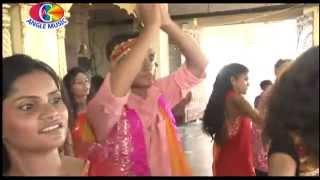 Cham Chamkela Mai Ke Mandiriya | Mai Ke Lalki Chunariya | Jayesh Singh