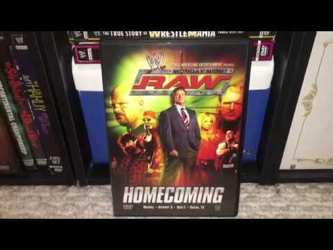 Xxx Mp4 WWE Raw Homecoming DVD Review 3gp Sex