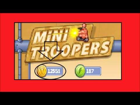 Gagner de l argent sur Minitroopers