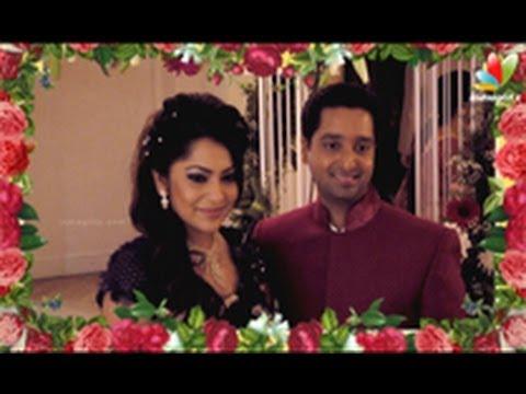 Suriya, Jyothika,Silambarasan,Simran,Arya at Vijay Tv Anchor Ramya andAparajith Marriage Reception