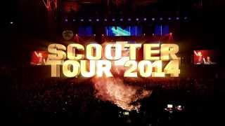 Scooter - 20 Years Of Hardcore Tour 2014 (Trailer)