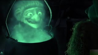 Merida found the Witch's house - Brave | hindi