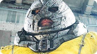 Colossus vs Juggernaut Fight Deadpool 2 (2018)