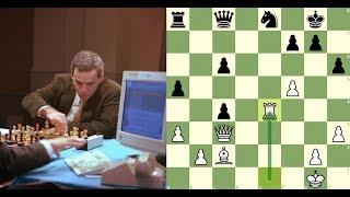Kasparov, a humanidade confia em você! Kasparov x Deep Blue (1996) - Partidas 03 e 04