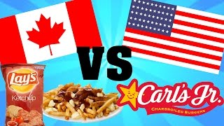 Top 10 Differences Between Canada And America
